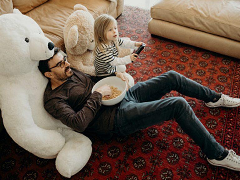 Ser padre en el siglo XXI.